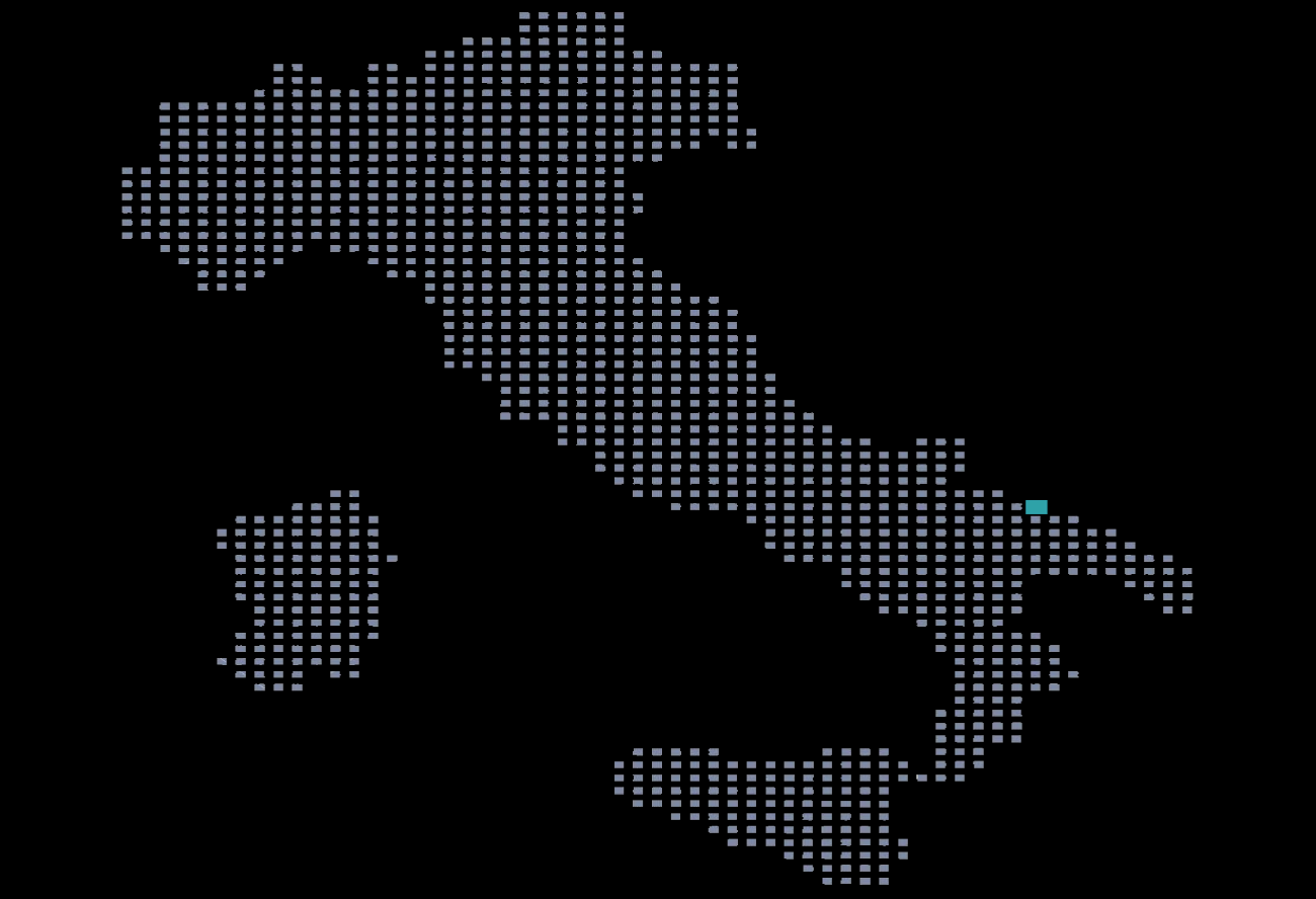 vector-pixel-map-of-italy 3