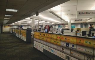 Plug and Play Tech Center- Sunnyvale-interiors