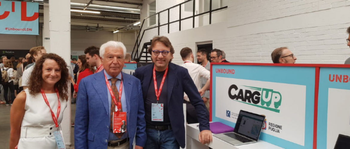 Unbound London: CargUp meeting